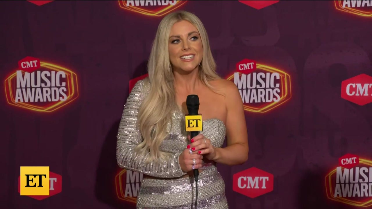2021 CMT Music Awards: Lindsay Ell on How She Broke Her Foot (Exclusive)