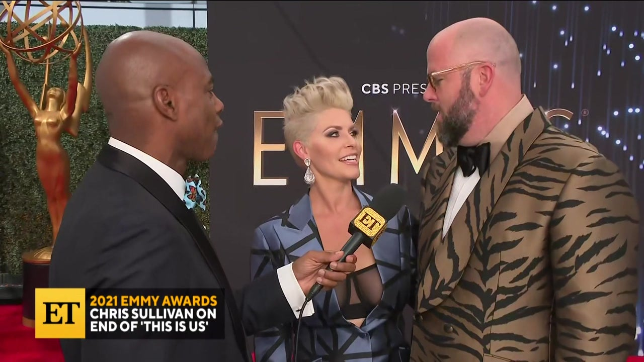 2021 EMMYS: Chris Sullivan On 'This is Us' Ending
