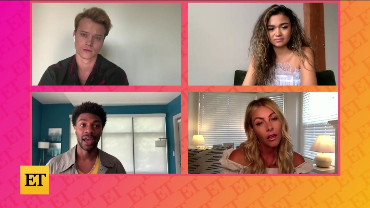 'Outer Banks' Cast on Kiara and JJ's Future and Season 3 Hopes