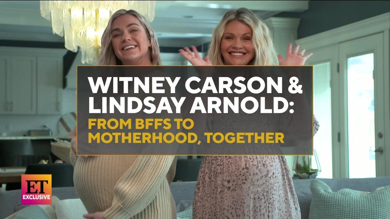 Witney Carson and Lindsay Arnold Talk Motherhood - Part I