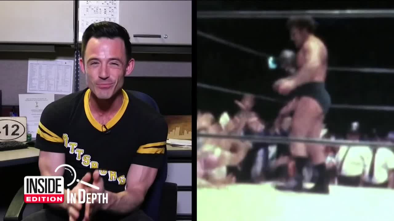 Inside Edition: In Depth - How a Boy Hunted By Nazis Became the World's Best Wrestler