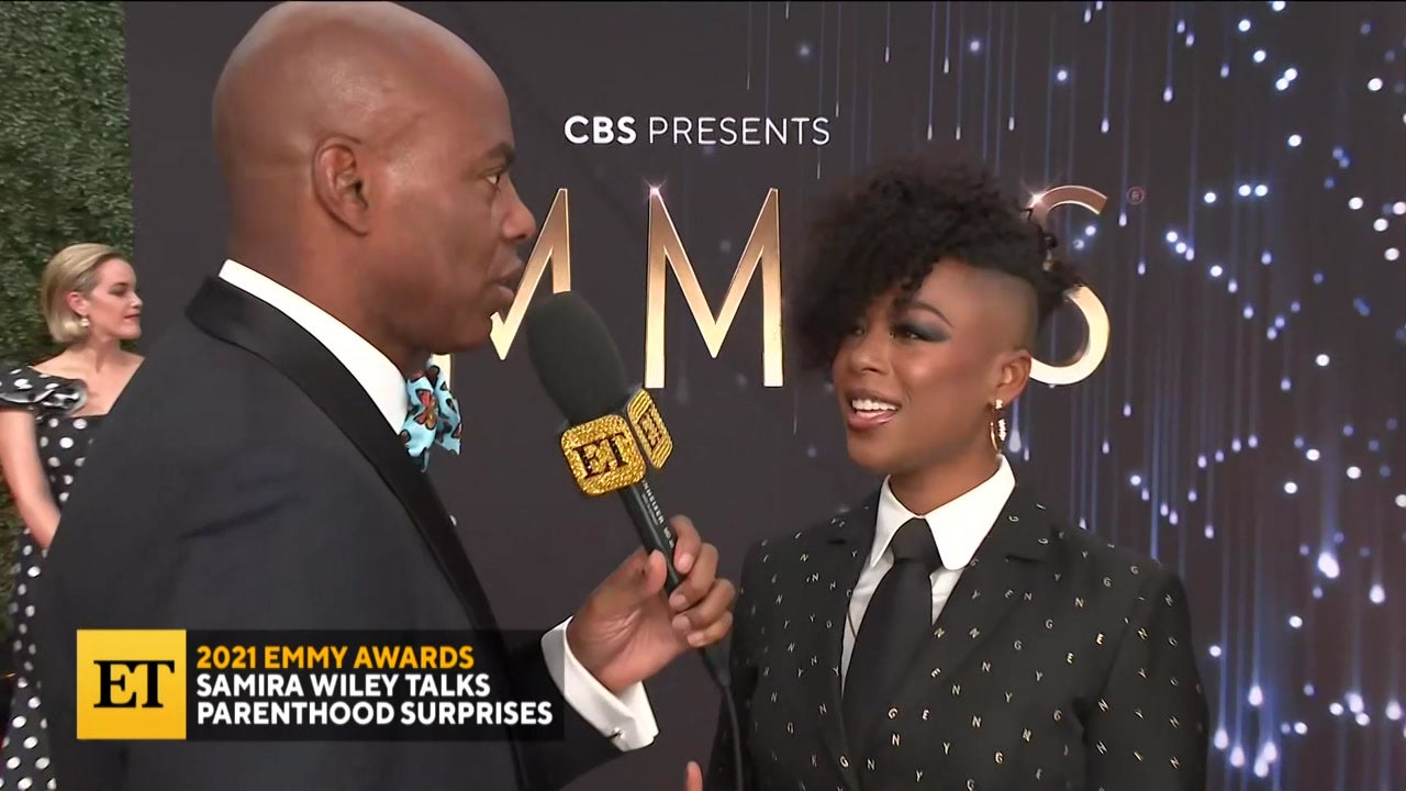 2021 EMMYS: Samira Wiley Talks Parenthood Surprises