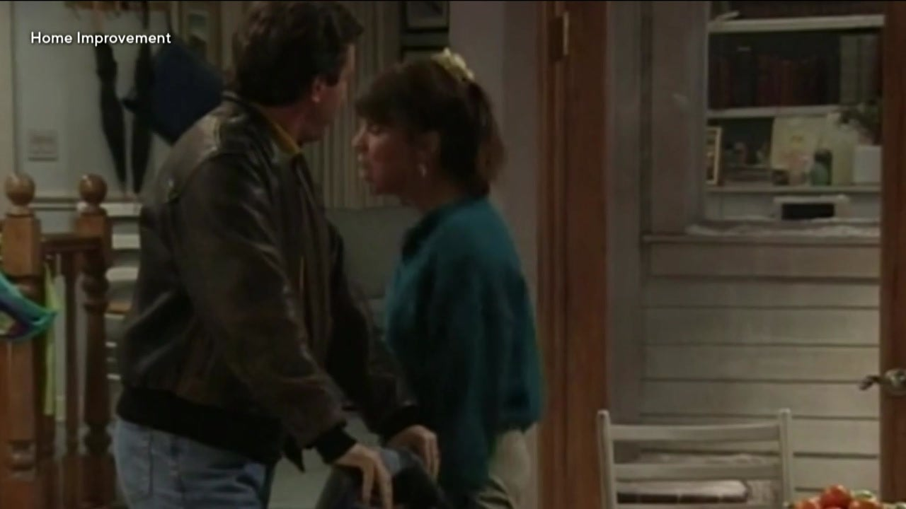 Leading Ladies of the '90s   Patricia Richardson Talks About Her 8 Years on 'Home Improvement' Pt. I