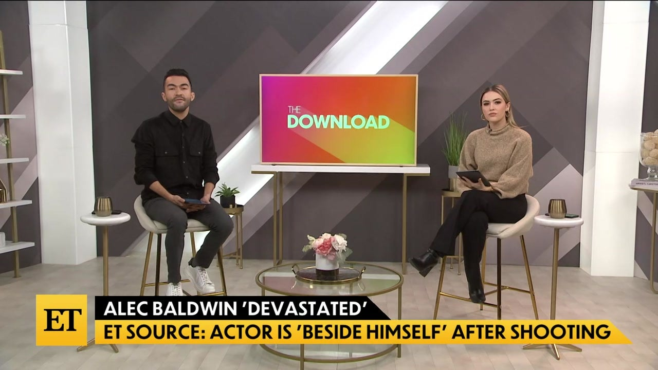 "The Download: Alec Baldwin ""Beside Himself"" in Wake of 'Rust' Tragedy"
