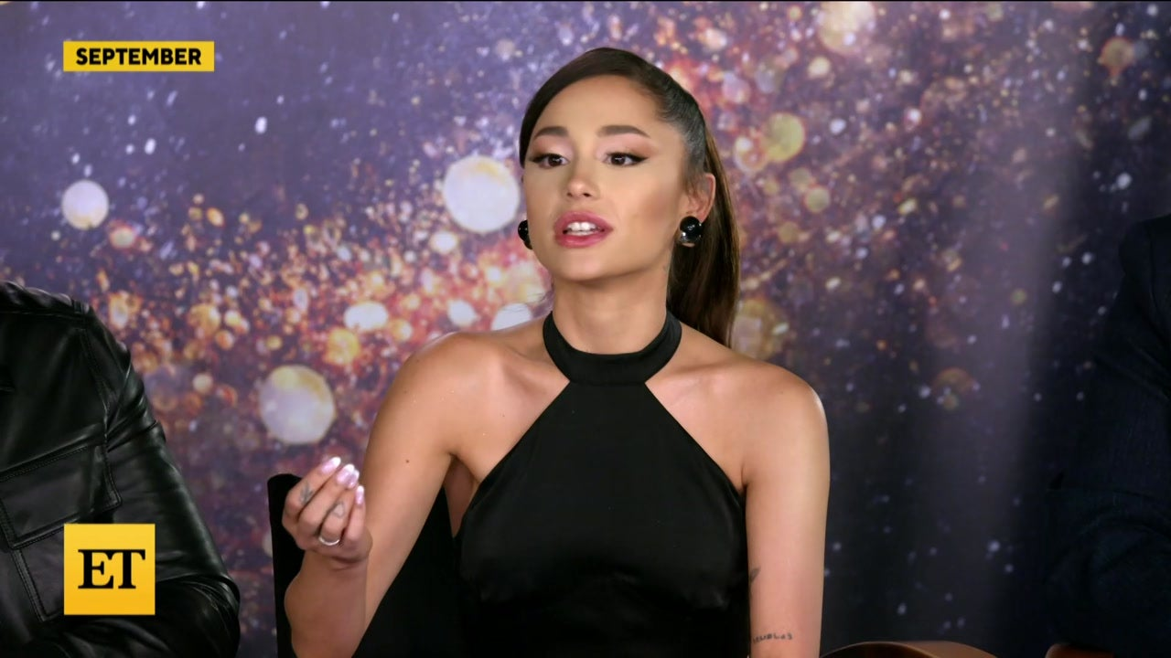 'The Voice': Ariana Grande CHOKES UP Over Two Singers