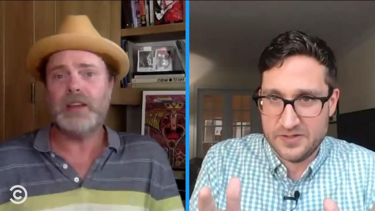 Stir Crazy: Rainn Wilson Wants to Go Trick-or-Treating as Dwight Schrute