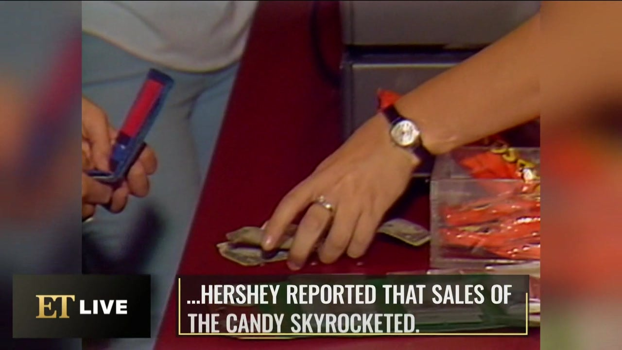 The 'E.T.' and Reese's Pieces Backstory (Flashback)