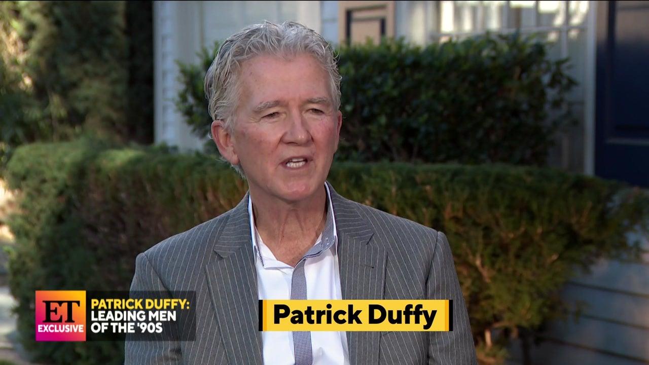 Patrick Duffy   Leading Men of the 90s - Pt. I