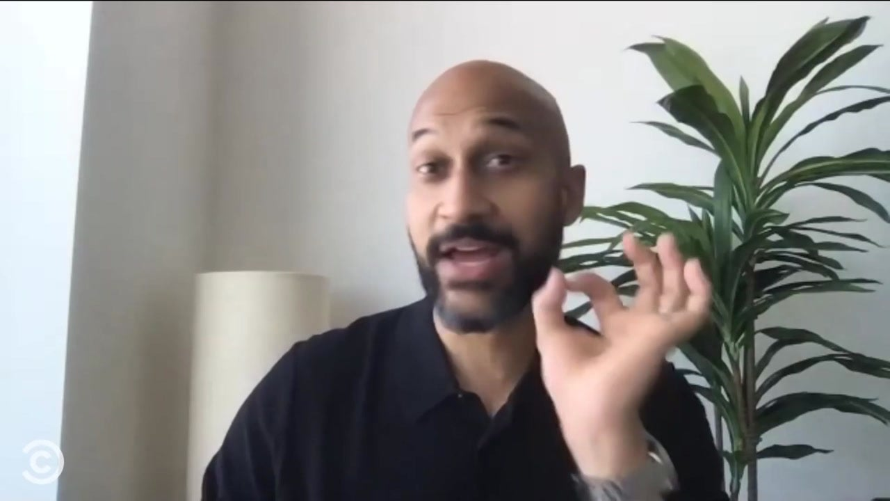 Stir Crazy: Keegan-Michael Key on How Mr. Garvey Would Pronounce Dr. Fauci