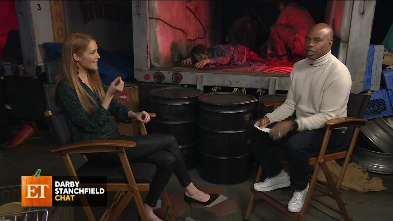 'Locke & Key' Star Darby Stanchfield Reveals Her Favorite Key