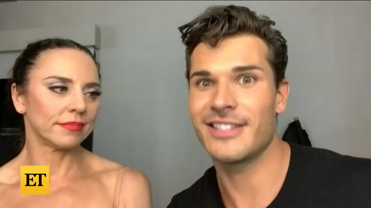 'DWTS': Melanie C and Gleb REACT to SHOCKING Elimination (Exclusive)