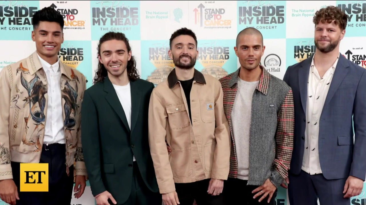 The Wanted on Reuniting For First Single in Seven Years