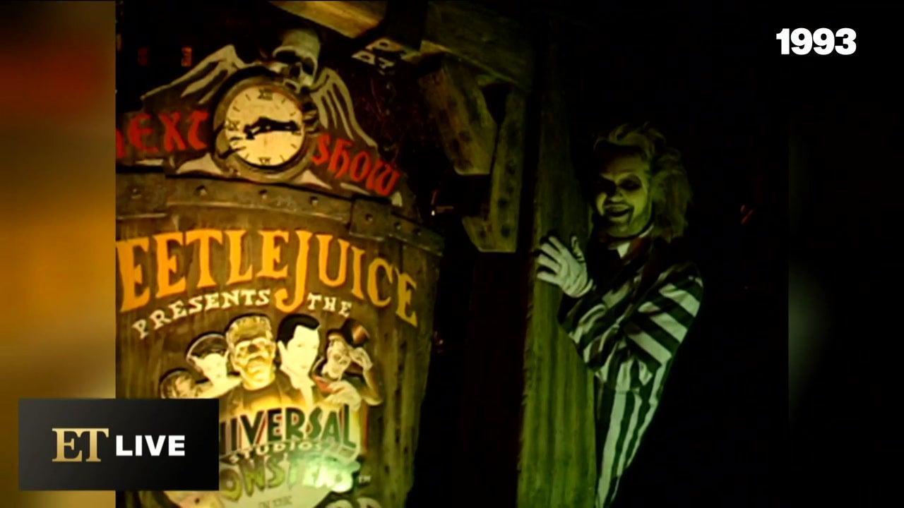 Universal's Halloween Horror Nights Through The Years (Flashback)
