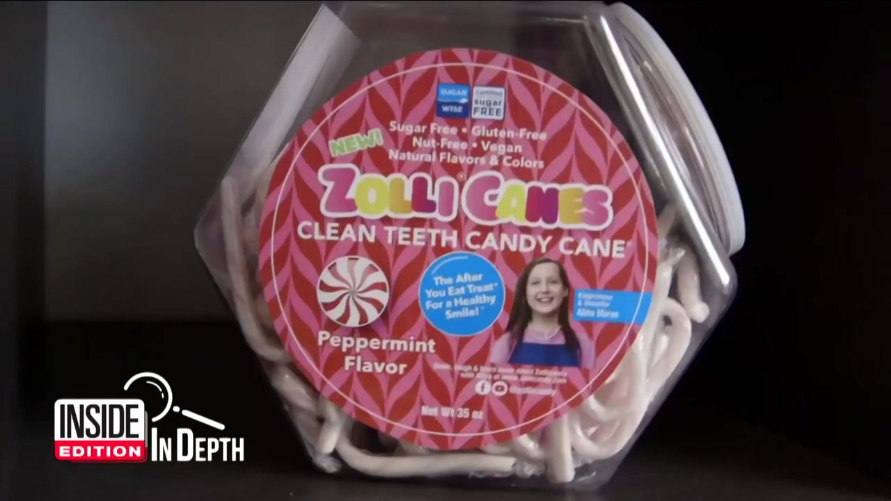 Inside Edition: In Depth - 14 Year Old Makes $2.2M Running Her Own Candy Empire