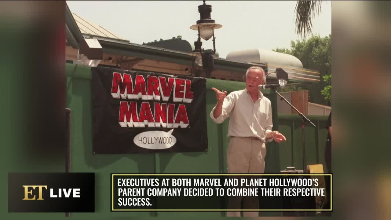 This Marvel-Themed Restaurant Was Ahead Of Its Time (Flashback)