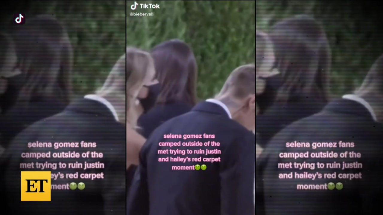 How Justin and Hailey Bieber Feel About Selena Gomez Chant at Met Gala