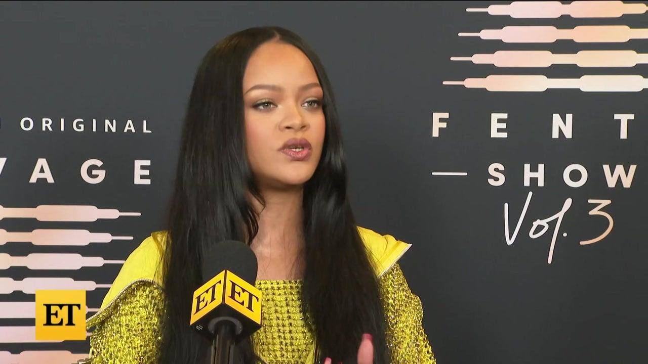 Rihanna Teases Savage X Fenty Show Vol. 3 (Exclusive)