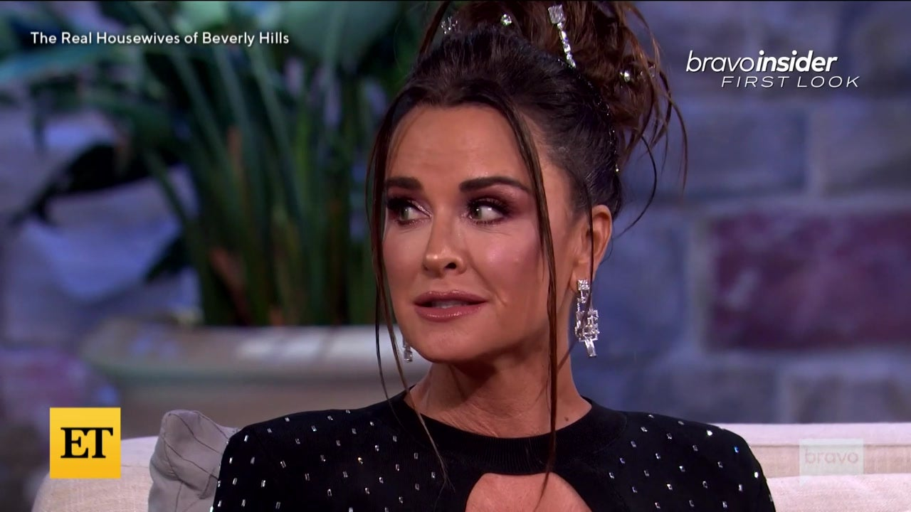 Kyle Richards Promises Erika Jayne 'Answered All the Questions' at 'RHOBH' Reunion