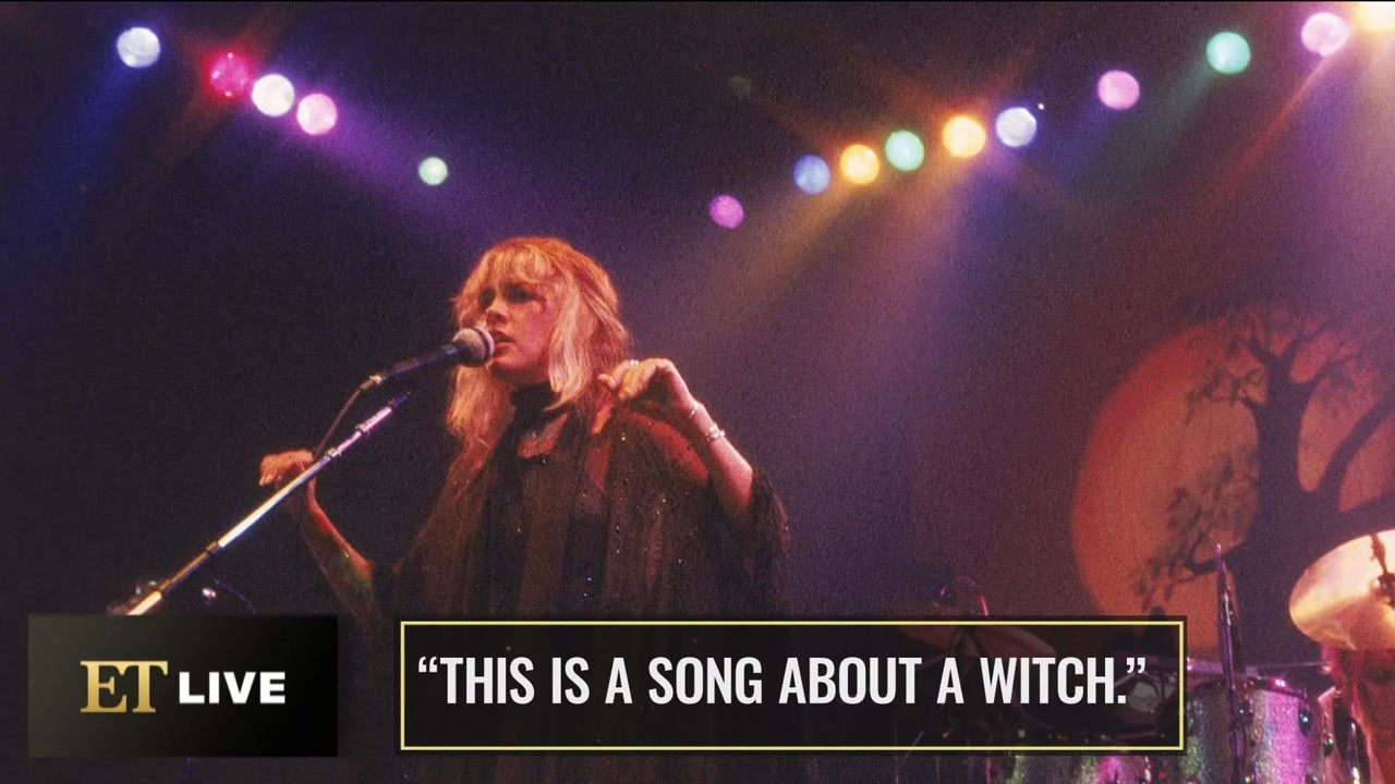 Stevie Nicks and the Witch Rumor (Flashback)