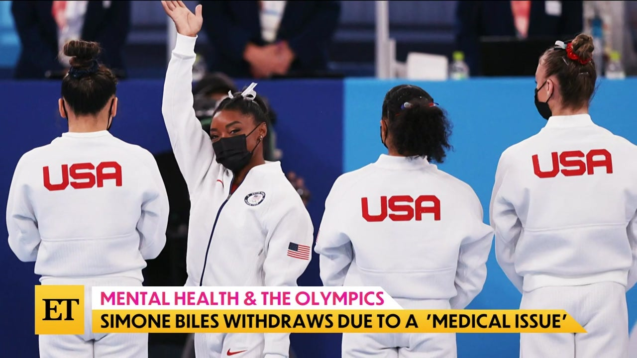 The Download: Simone Biles & Naomi Osaka Out of the Olympics