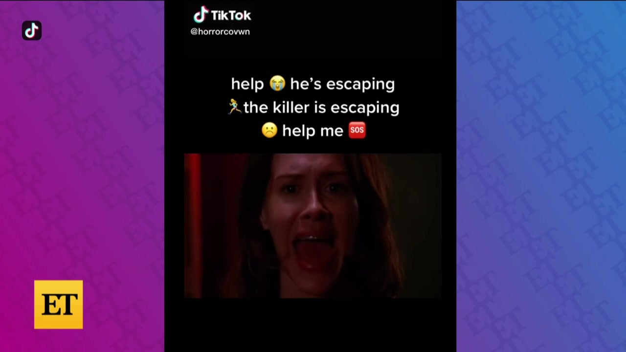 Lizzo and Sarah Paulson TEAM UP for 'Killer Is Escaping' TikTok Trend!