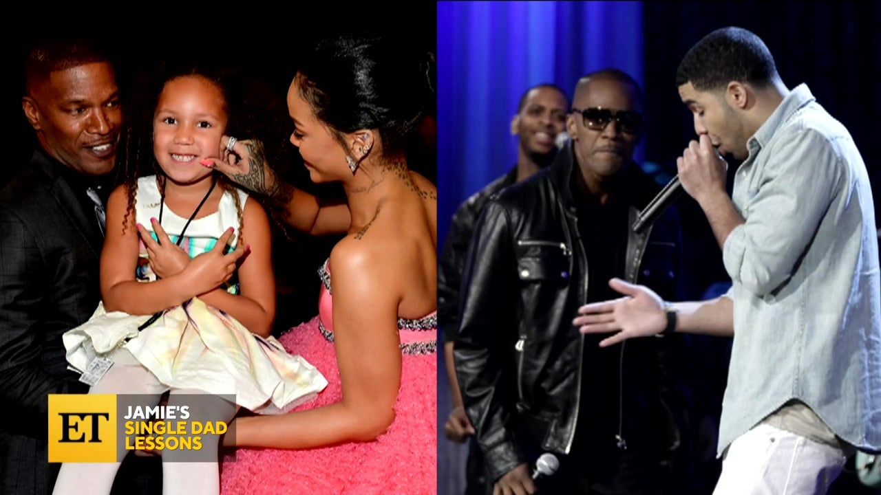 Jamie Foxx on Bringing Daughter to Hollywood Parties as a Child