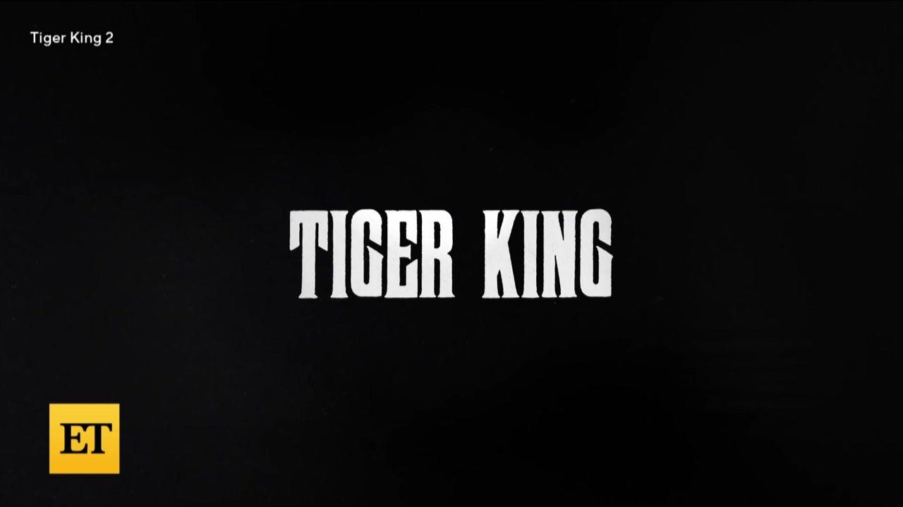 'Tiger King 2' Trailer: Big Cats and Big Drama!