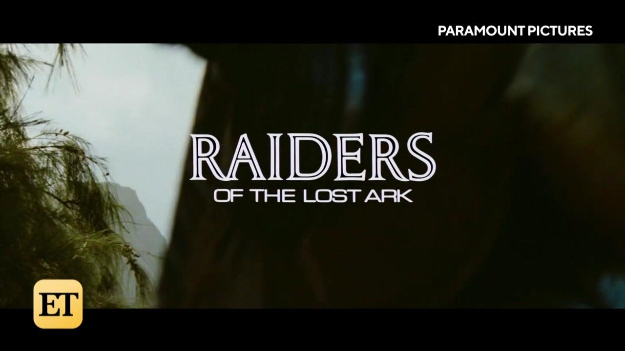 'Raiders of the Lost Ark' Backstory (Flashback)