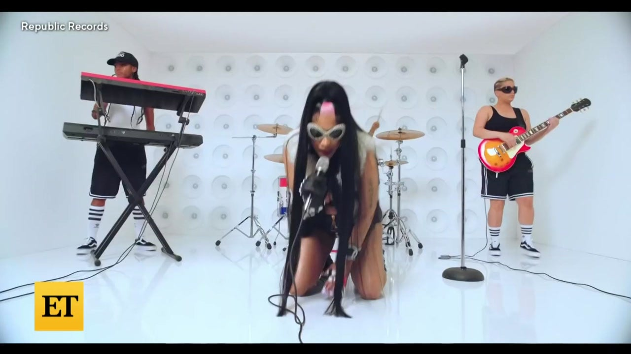 Jesy Nelson on Working With Nicki Minaj on 'Boyz' & Solo Career