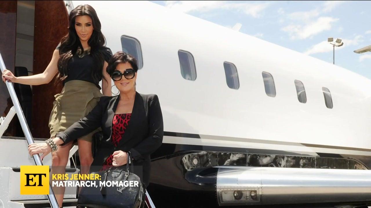 ET & The Kardashians: Kris Jenner on Being The 'Ultimate Momager'