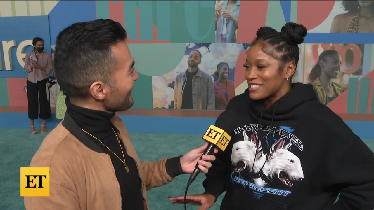 Keke Palmer on 'Insecure,' TikToks and Apologizing to Kate Winslet