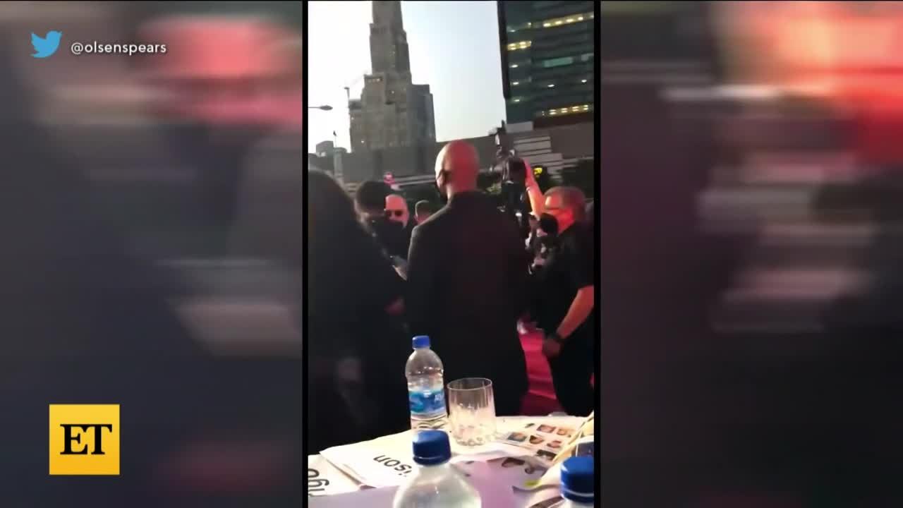 Watch Conor McGregor and MGK's VMAs Confrontation