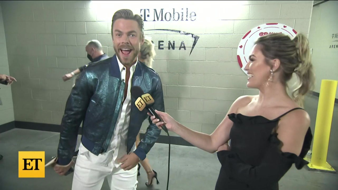 'DWTS': Why Derek Hough Says Mel C Is 'the One to Watch' (Exclusive)