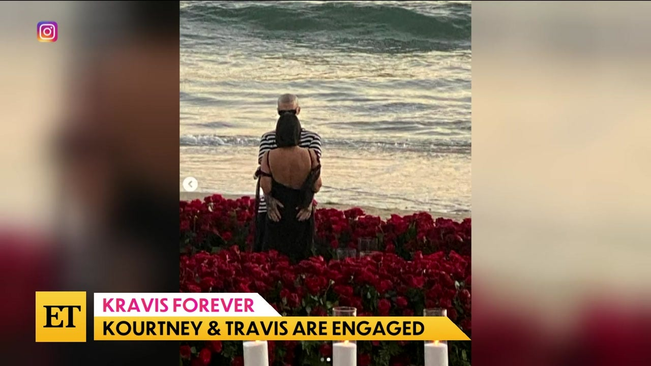 The Download: Stars React to Travis & Kourtney's Engagement